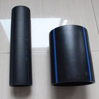 HDPE pipe for water supply and drainage