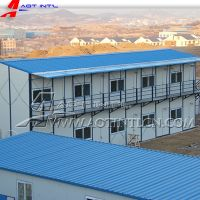 Prefabricated House Construction Site Camping House thumbnail image