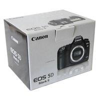 Canon EOS 5D Mark II 21.1 MP Digital SLR Camera (Body Only) - Black thumbnail image