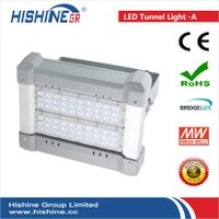 Led Flood Light 60W 100W 150W IP65 Outdoor Tunnel Lamp MeanWell Driver Bridgelux Chips With 3 Years