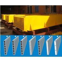 Concrete lightweight Wall Panel Machine/ wall panel molding machine