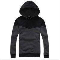 2014 New Men hoodies fashion slim fit sweatshirts men high quality simple stylish mens pullover thumbnail image