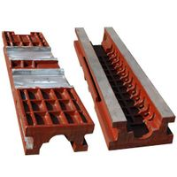 Cast iron platform, cast iron,  large mechanical cutting