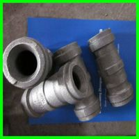 pipe fitting casting