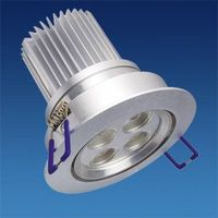 4W/12W LED downlight