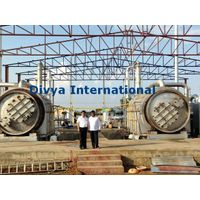 Waste Tyre Pyrolysis Oil Plant in India
