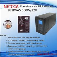 BE1KVAS 600W12V Smart Online UPS Low Frequency Inverter