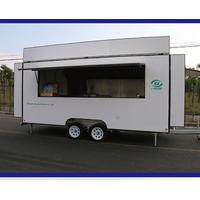 food vanFV-55,Foldable Small Food Bench, Food Van Factory,China Mobile Bar Bike, Pedal Beer Bike, E thumbnail image