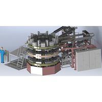 Paper Pulp Molding Machine for Tableware