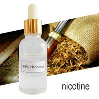 1L DIY USP Grade tobacco extraction pure nicotine 999mg/ml