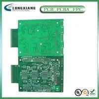 Gold finger circuit board pcb design
