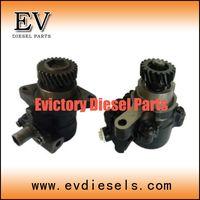 Hino steering parts P11C J08C J07C H07C EH700 W06E power steering pump thumbnail image