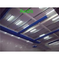 Aedis fabric duct in applicated in cigarettes factory