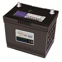 DIN60 SMF 12v60ah car battery wholesale thumbnail image