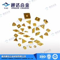 tungsten carbide inserts/milling cutter