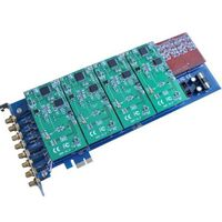 4-Port Asterisk GSM PCI-E Card
