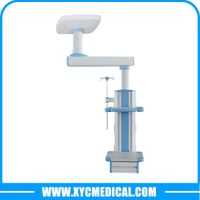 Operating Room Ceiling Mounted Medical Gas Pendants Single Arm Surgical Pendant