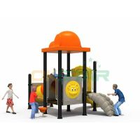 Durable Hot Sale Outdoor Slide Playground Set Custom Made Slide Kids Playground Outdoor thumbnail image