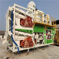 5xfz-200 Compound Large Productivity Corn Cleaning Machine