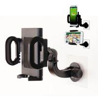 Wall mounted adhesive car holder thumbnail image