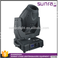 Changeable Color Linear Electronic Focus Stage Use Sharpy 300W Led Beam Moving Head Light