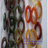 India agate  and  red  agate-oval beads,agate beads,gemstones beads,beaded jewelry,beaded jewellery