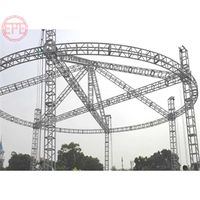 Aluminum Stage Lighting Roof Truss Stage Truss Equipment For Display thumbnail image