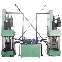 Aluminum Copper Shaving Briquette Press Machine with factory supply thumbnail image