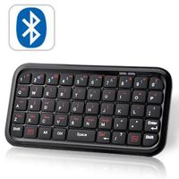 Mini Wireless Bluetooth Keyboard For iPhone PS3 Mac OS Android PC PDA thumbnail image