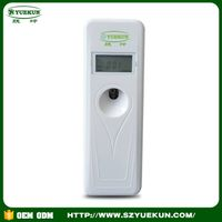 washroom wall mounted auto sensor odor remover machine high quality hanging toilet LCD automatic fra