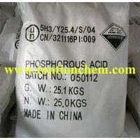 Phosphorous Acid 99%
