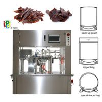 Beef Jerky Biltong Automatic Pouch Packing Machine