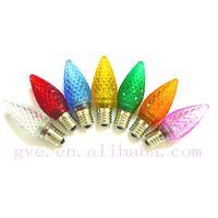 LED Christmas bulbs