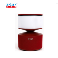 Bluetooth Speaker System,with LED lamp color changing and USB Charging for Mobile Devices