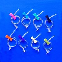 Medical Disposable Butterfly Injection Scalp Needle