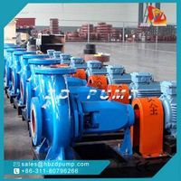 horizontal centrifugal water pump for irrigation or fire fighting thumbnail image