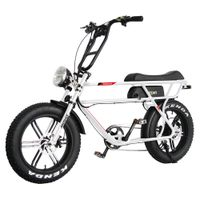 Addmotor MOTAN M-70 Electric Cruiser Bike