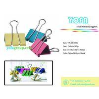 15-51MM Color Clip02BC black clip