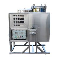 Acetone recovery machine