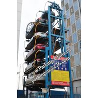 Vertical Rotary Smart Parking System from China Dayang Parking