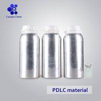 PDLC mixture with polymer