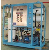 10TPD Seawater desalination machine for ship on sailing