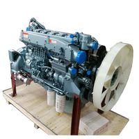 Howo 371 engine assenbly