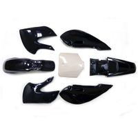 Plastic Fender Complete Fairing Kit for KLX 110 KLX110 DRZ KX 65
