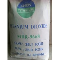 Mbr-9668 rutile Titanium dioxide