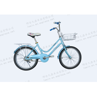 "Top quality kids bike,20"" city bike/best sell children bike/ factory bicycle-jd32"