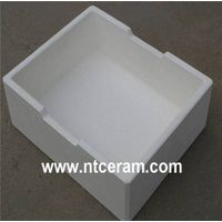 ceramic kiln furniture mullite ceramic sagger
