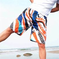 stock men's beach shorts