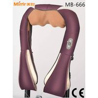 MB-666 Kneading Shiatsu Neck Waist Back Shoulder Infrared Massager Massage with Heat
