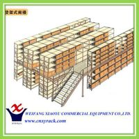 Mezzanine floor rack,attic rack